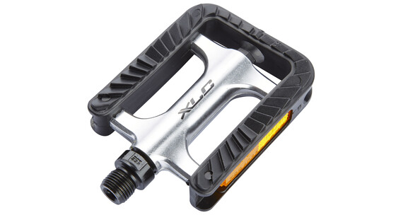 XLC Comfort PD-C06 Pedale schwarz/silber